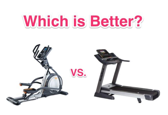 Elliptical Machine VS Treadmill