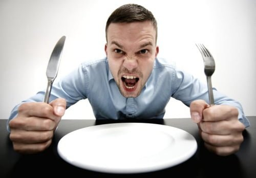 Avoid Getting Extremely Hungry