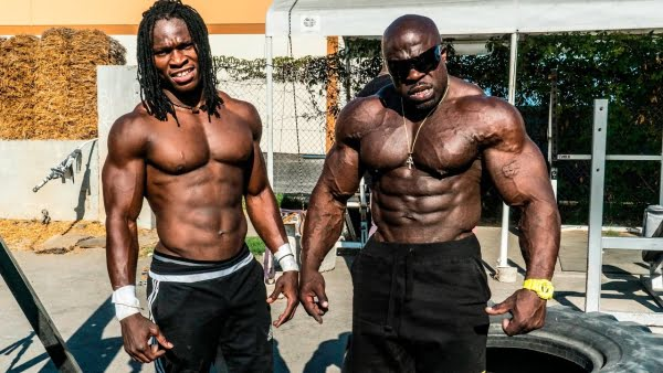 Kali Muscle Bodyweight Series