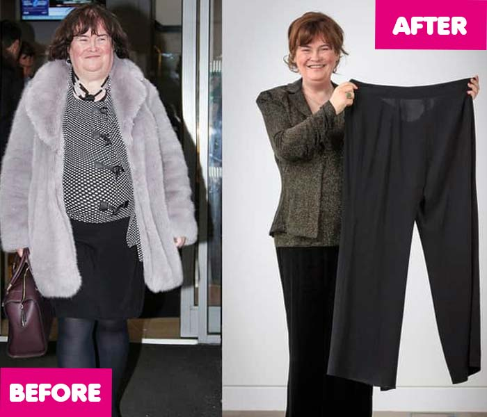 Susan Boyle Weight Loss 2019