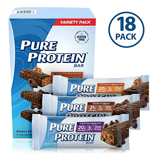 Best Protein Bars for Weight Loss 2020