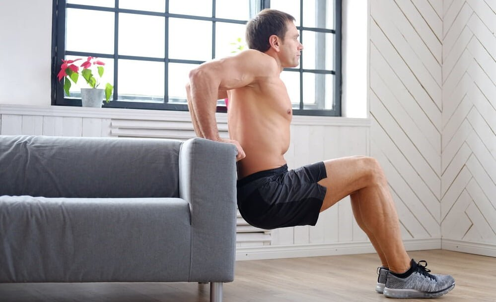How To Build Muscle At Home: Ultimate Guide